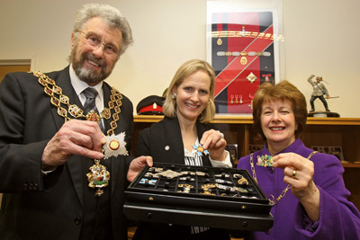Lord Mayor Visits Toye Kenning & Spencer – The Hockley Flyer