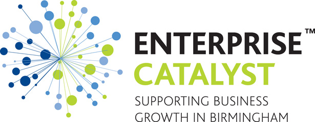 Enterprise Catalyst logo CMYK with strap