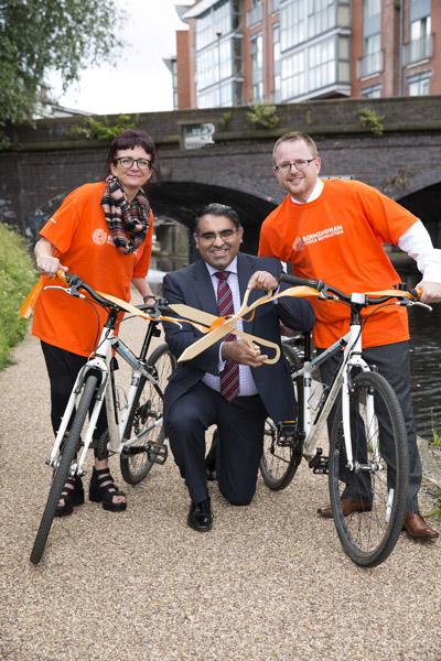 Birmingham Cycle Revolution Launch