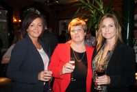 (L-R) Claire Yates (Wilkes Partnership), Tessa Rhodes (Wilkes Partnership), Katie Langdon (Cornwall Street Chambers).