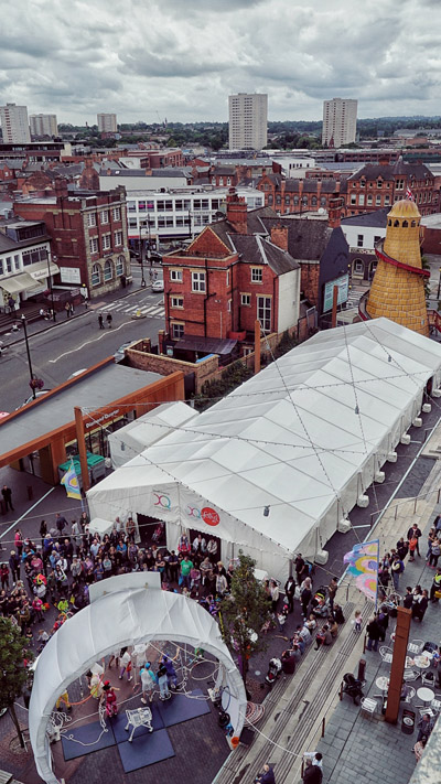 Another Successful Year for The Jewellery Quarter Festival