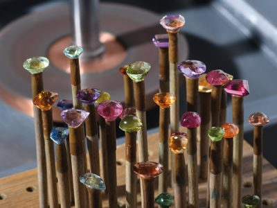 Inhorgenta Munich 2018 -Colour is Trumps - the Precious Stone Trends of the Year