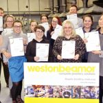 Fairtrade Gold Sales Ambassador Status for Entire Team at Weston Beamor