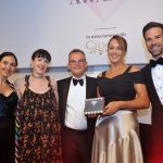 Domino Nominated for UK JA Supplier of Year