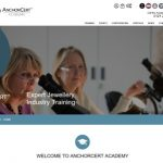 AnchorCert Academy Launches New Website