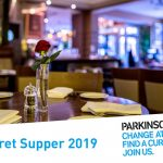 Parkinson's UK - B'ham's 1st Secret Supper in April 2019