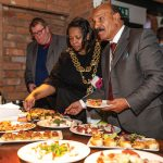 Lord Mayor Attends Launch of Parkinson's UK 'Secret Supper'