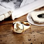 Domino Signet Rings Sales Soar