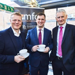 Mfg Solicitors Host First Business Networking Breakfast Event