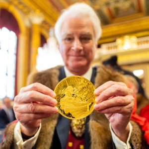 Chancellor Passes Annual Trial of the Pyx