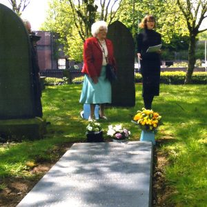 Pioneering Victorian Woman's Grave Restored & Unveiled
