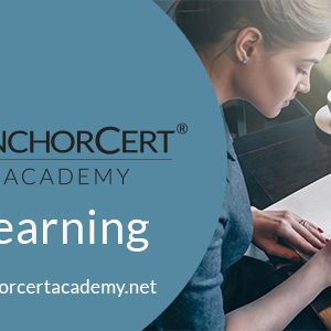 AnchorCert Academy Launch New e-Learning Courses
