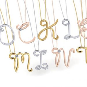 Hockley Mint Launches Trend-led Initials Collection