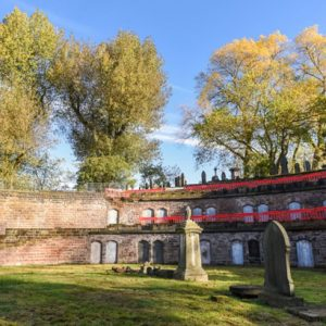 Restoration to JQ Cemeteries
