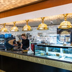 Damascena Brings the Middle East to The Jewellery Quarter