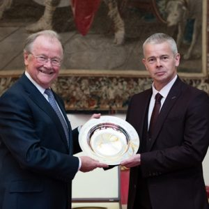 British Hallmarking Council A special day for Touchstone Award Winners at Goldsmiths' Hall