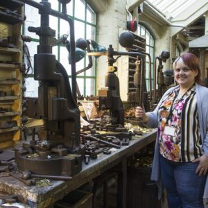 Jewellery Quarter Museum's New JIR (Jeweller in Residence)