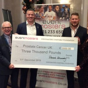Charities Benefit from Sporting Endeavour