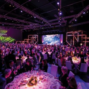 Inhorgenta Award 2020: Public Choice Award - Best Watch Gala evening at BMW Welt