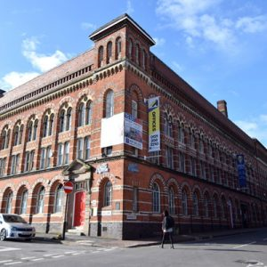 JQ Townscape Heritage Project Awards Grant to Argent Centre