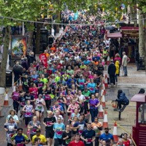 Brand New Route for Great Birmingham 10K Run Includes the JQ