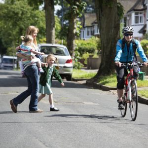 £1.6 million of Cycling And Walking Measures
