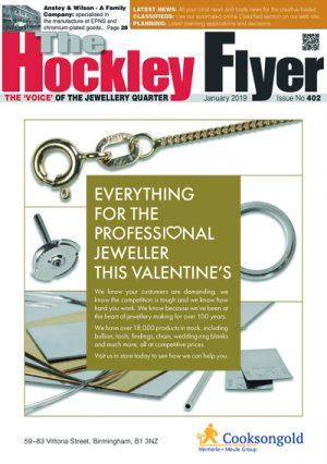 The Hockley Flyer Issue 402 Jan 2019