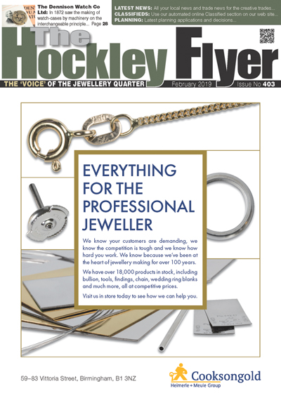 The Hockley Flyer Issue 403 Feb 2019
