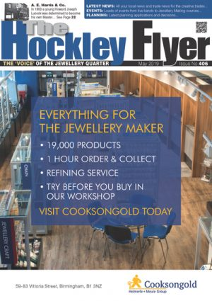 The Hockley Flyer Issue 406 May 2019