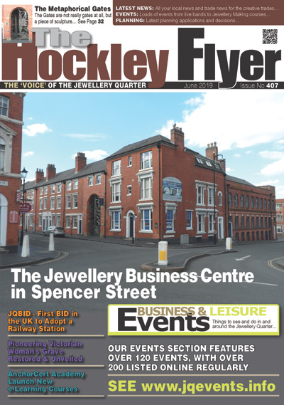 The Hockley Flyer Issue 407 Jun 2019