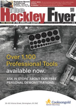 The Hockley Flyer Issue 410 Sept 2019