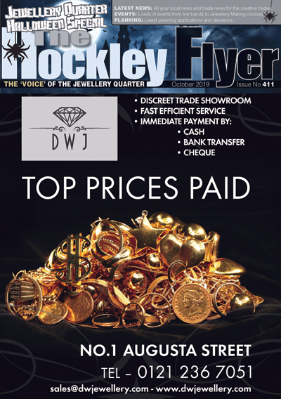The Hockley Flyer Issue 411 Oct 2019