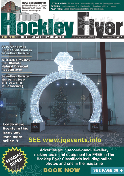 The Hockley Flyer Issue 413 Dec 2019