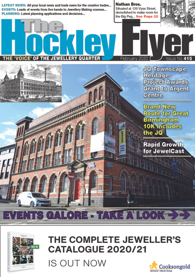 The Hockley Flyer Issue 415 Feb 2020
