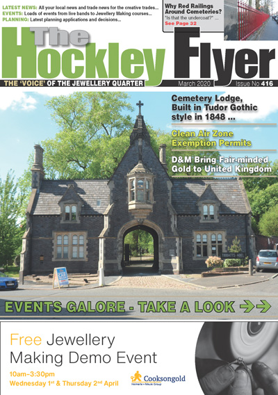 The Hockley Flyer Issue 416 Mar 2020