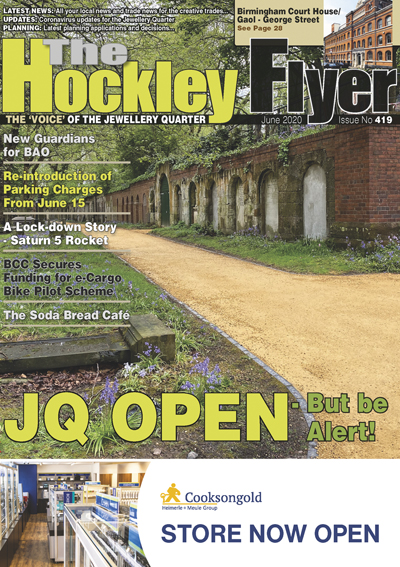 The Hockley Flyer Issue 419 Jun 2020