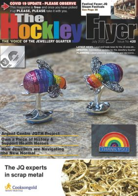 The Hockley Flyer Issue 420 Jul 2020