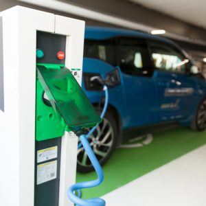 Rapid Charging Network for Electric Vehicles