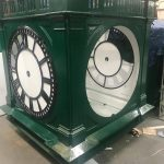 Chamberlain Clock Restoration News