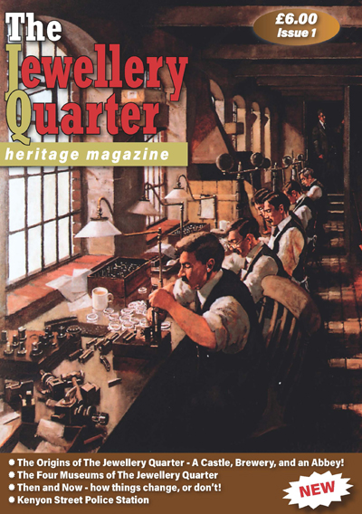 the jq history magazine 01