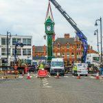 Chamberlain Clock is Back Plus, a new Interpretation Panel