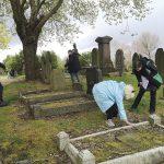 Memorial recordings in Warstone Lane Cemetery, Volunteers Required
