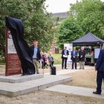 New Garden of Memory Unveiled at Restored Cemetery